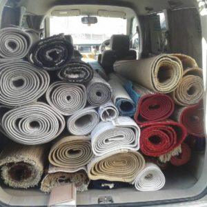 Мойка ковров с вывозом