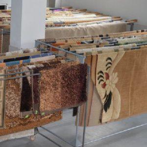 Завершающая сушка ковров