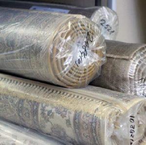 Доставка ковров после стирки