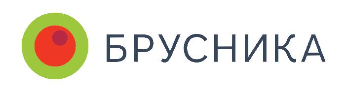 Брусника логотип